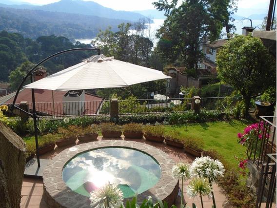 Casa Tipica Vallesana Remodelada, Vista Parcial Al Lago