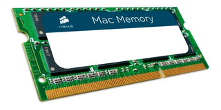 Memoria Ram Ddr3 8gb Laptop Mac Apple iMac 1600mhz Macbook Pro Sodimm Corsair 2012 2013 2014