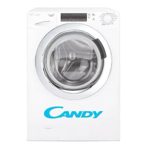 Lavarropas Frontal Smart 8 Kilos 1200 Rpm Candy Gvs128tc3