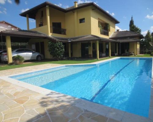 Imagem 1 de 20 de Casa À Venda No Condomínio Vista Alegre - Café - Vinhedo -sp - Ca001022 - 67744301