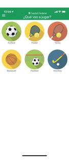 Alquiler De Canchas De Futbol, Padel Y Tenis Online.
