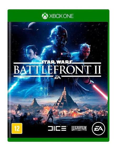 Star Wars Battlefront 2 Ii Mídia Física Xbox One