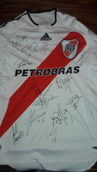 Camiseta De River Original 2008