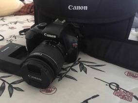 Câmera Canon T3 Completa