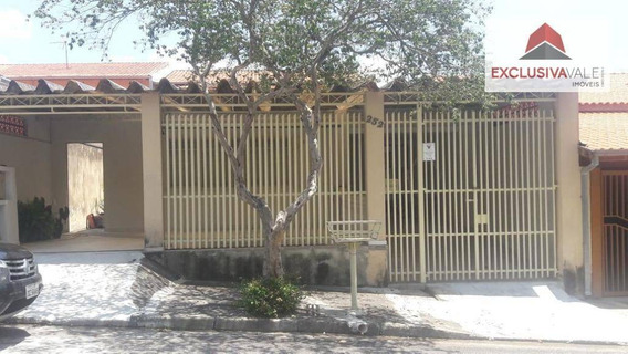 Casa De 3 Dormitórios E 3 Vagas No Bosque Dos Eucaliptos - Ca0260