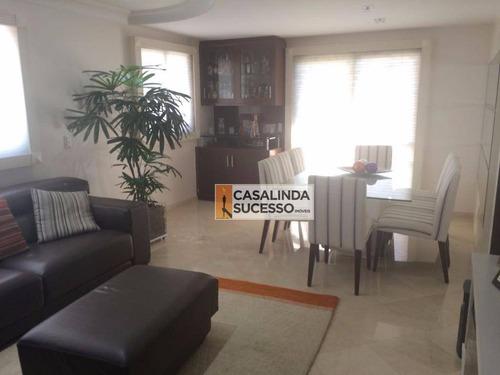 Imagem 1 de 13 de Apartamento Com 3 Dormitórios À Venda, 170 M² - Mooca (zona Leste) - São Paulo/sp - Ap4511