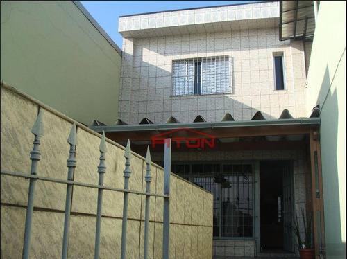 Imagem 1 de 10 de Casa Com 3 Dormitórios À Venda, 231 M² Por R$ 530.000,00 - Engenheiro Goulart - São Paulo/sp - Ca0787