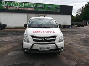 Hyundai H1 Ambulancia Y/o Minibus Año 2013