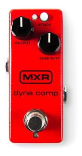 Pedal Mxr Dyna Comp Mini M-291 Micro Pedal De Efectos