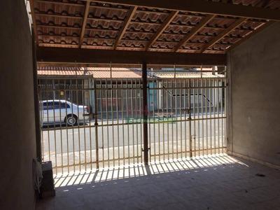 Casa Com 3 Dormitórios À Venda Por R$ 259.500 - Parque Dos Ipês - São José Dos Campos/sp - Ca1877