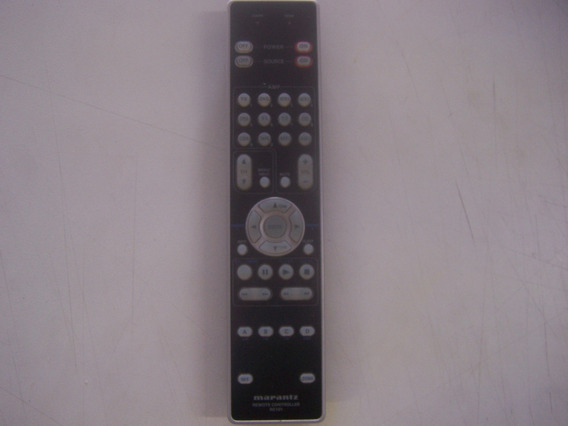 Controle Remoto Marantz Rc101 - Receiver Home Theater
