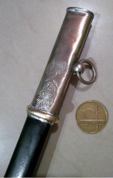 Antigua Vaina Sable De Oficial Modelo 1870. No Daga Bayoneta