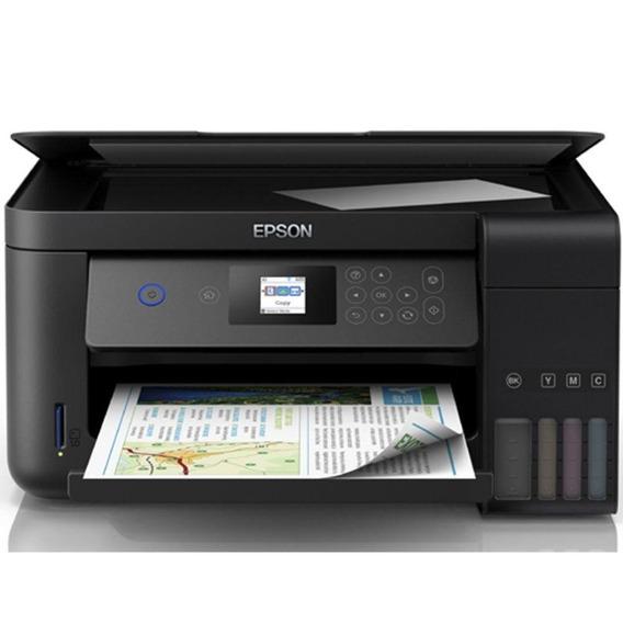 Impressora Multifuncional Epson L4160 Ecotank Wifi