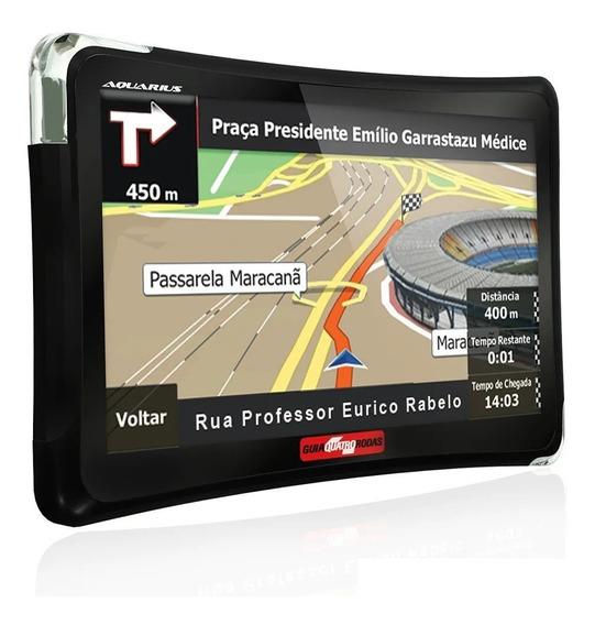 Gps Automotivo Quatro Rodas 5.0 Mtc4508 Com Tv