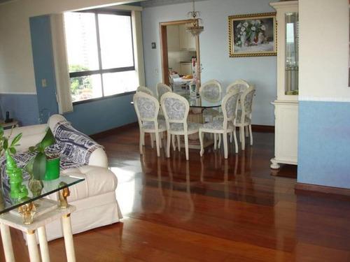 Imagem 1 de 7 de Apartamento Residencial À Venda, Tatuapé, São Paulo. - Ap4603