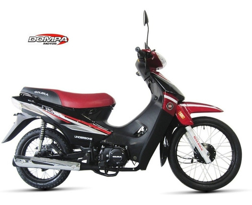 Gilera Smash 110 Base No Zanella, No Wave Dompa Motos