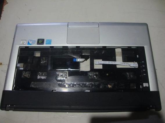 Carcaça Base Superior Notebook Msi Cr400 Ms-1451