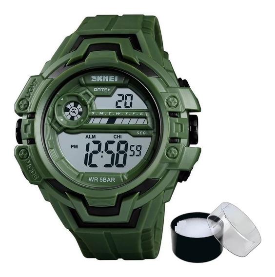 Relógio Skmei 1383 Original Digital Nota Fiscal Promoção