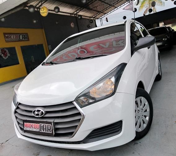 Hyundai Hb20 1.0 Comfort Plus Flex 5p 2016 Branco