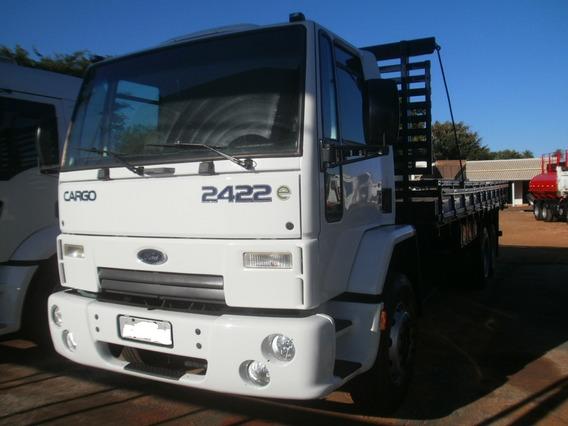 Ford Cargo 2422 Ano 2009 Truck Carroceria