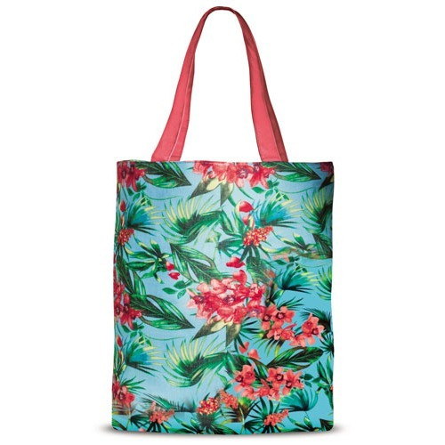 Bolsa Shopping Tropical Avon