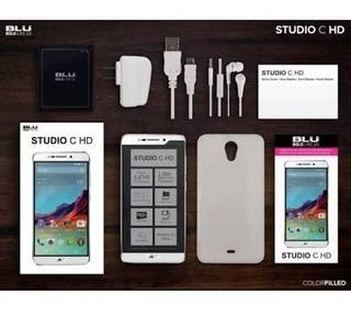 Smartphone Blu Studio C Hd 3g Dual Sim 5.0 Hd 8gb