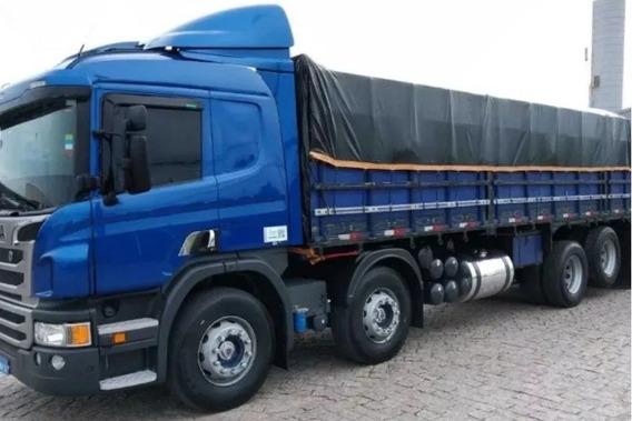 Scania P310 8x2 Bitruck 2016