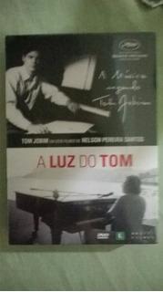 Coleção Tom Jobim A Musica Segundo Tom Jobim Dvd Original