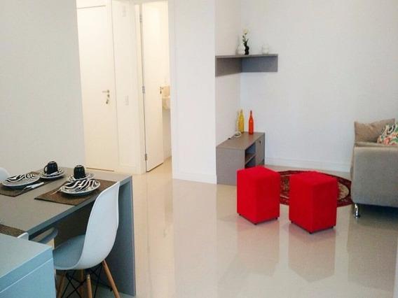 2 Dormitorios Novo Mobiliado Balneário Camboriu - 2d027 - 4446004