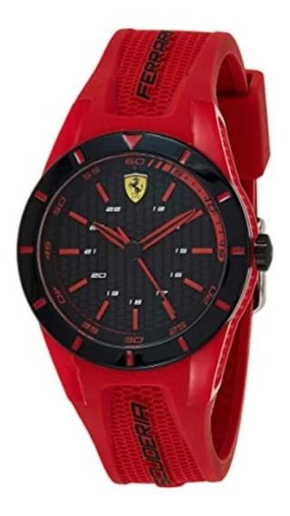 Reloj Ferrari Para Hombres 38mm, Modelo 0840005