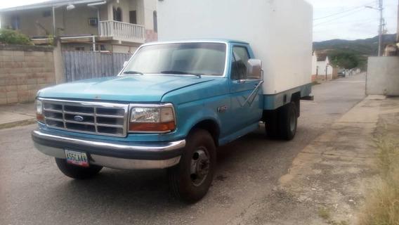 Camion 350 Tipo Cava Termica Ford 1998. Operativo