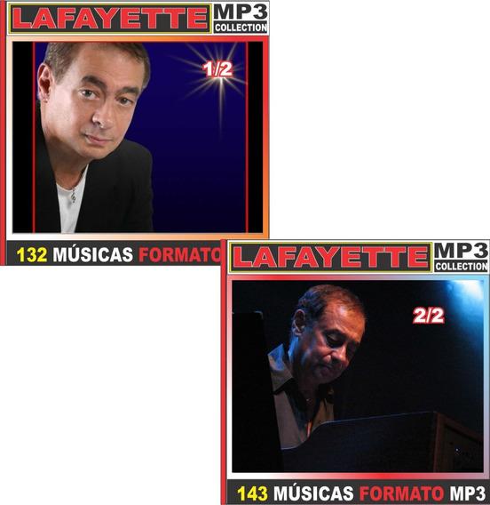 Lafayette E Seu Conjuto Discografia 22 Cd Com 275 Músicas