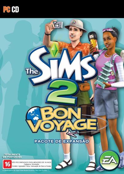 The Sims 2 Bon Voyage Original Usado