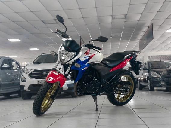 Honda Cb 300 Ano 2014 Financiamento Em Ate 36x
