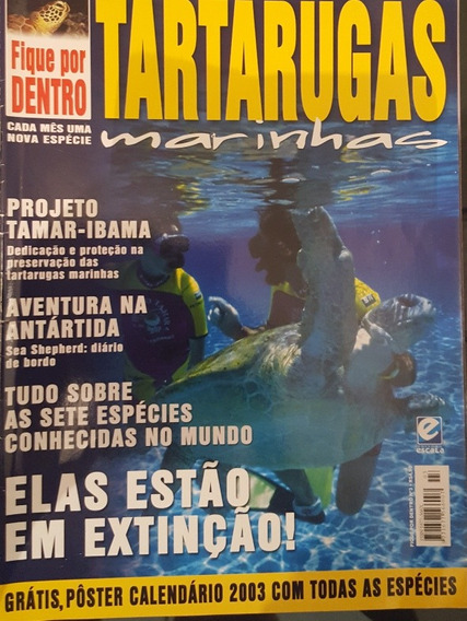 Revista Tartarugas Marinhas
