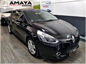 Renault Clio Iv 1.2 16v Expression Año 2015 Amaya Garage