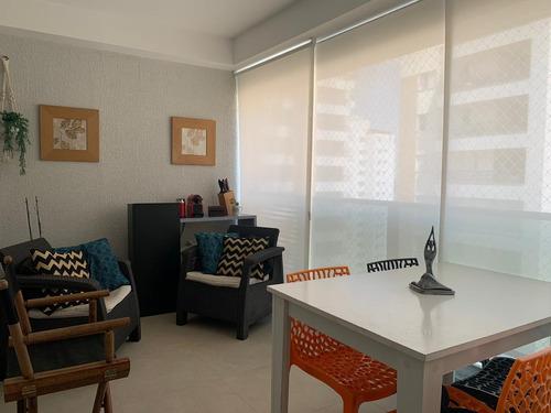 Apartamento Com 1 Dormitório À Venda, 40 M² Por R$ 600.000,00 - Jardim Aquarius - São José Dos Campos/sp - Ap5700