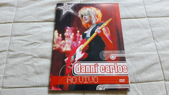 Dvd Danni Carlos - Ao Vivo - Digi - Pack