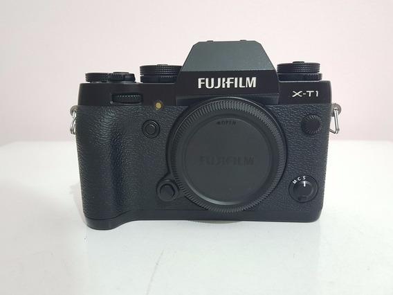 Câmera Digital Mirrorless Fujifilm X-t1 Preta - Corpo