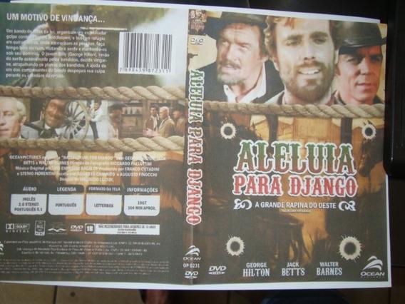 Aleluia Para Django (1967) Cópia Dvd