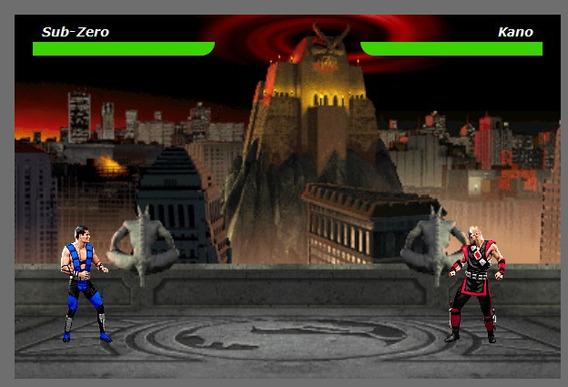 Script Php Mortal Kombat