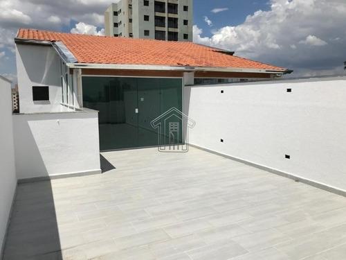 Apartamento Sem Condomínio Cobertura Para Venda No Bairro Vila Valparaíso - 13776junho2021