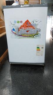 Heladera Bajo Mesada Frigobar Lacar 160 Litros Congelador