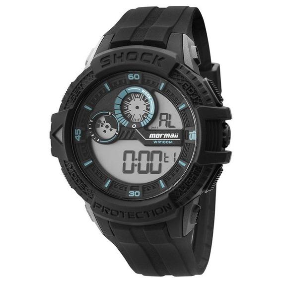 Relógio Mormaii Masculino Mo3900/8f C/ Garantia E Nf