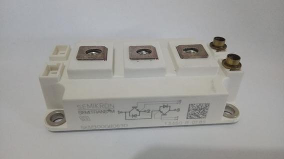 Módulo Npt-igbt Superfast Semikron Skm300gb063d G4 Electric