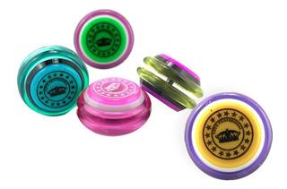 Paquete Con 12 Yoyos Profesionales De Colores