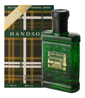 Perfume Paris Elysees Handsome Masculino - Edt 100 Ml