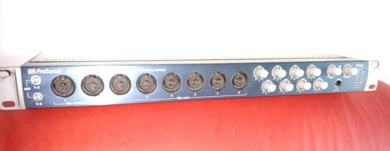 Interface Audiobox 1818 Vsl - Estudio Gravação