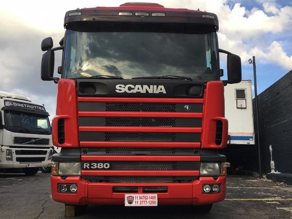 Scania R380 2008 4x2 Evolução P360/ Axor/ Fh/ G380 G440