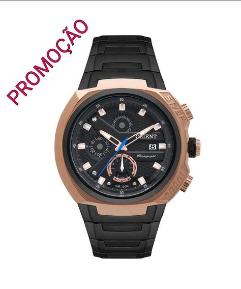 Relógio Orient De Fábrica Original Masculino Mtssc014 P1px